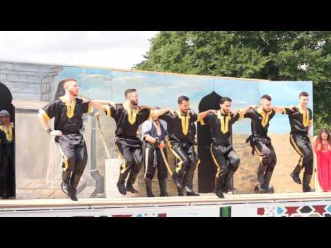 Heritage Festival Dancers