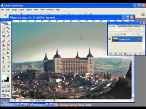 Xử lý ảnh photoshop-Tạo ảnh nghệ thuật http://HocPhotoshop.Com