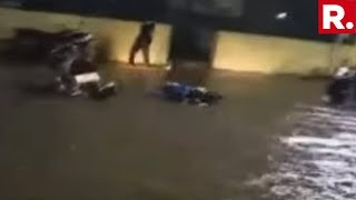 Heavy Flooding In Pune City: 112MM Rainfall In 3 hours