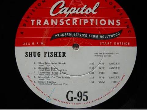 Shug Fisher  w Joaquin Murphey Steel Guitar & Merle TravisWesley Tuttle