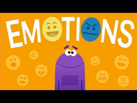 """Emotions"" - StoryBots Super Songs Episode 8"