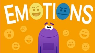 """""""Emotions"""" - StoryBots Super Songs Episode 8"""