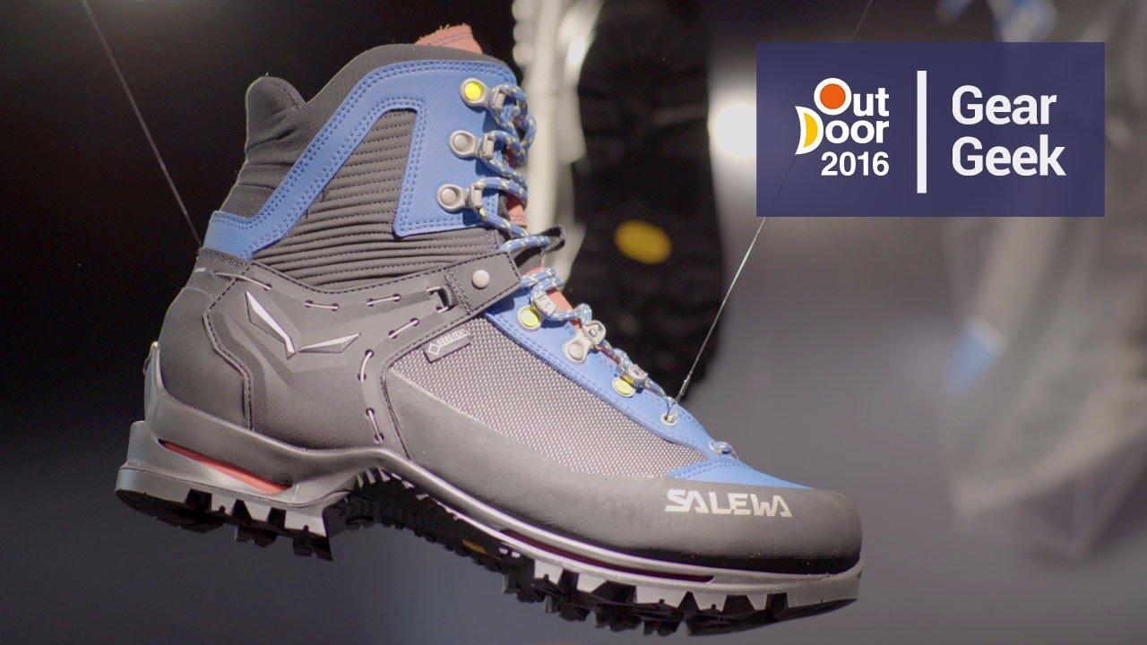 Salewa Raven 2 GTX Mountain Boot | Outdoor 2016