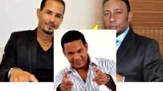 Anthony Santos, Hector Acosta El Torito y Raulin Rodríguez SUPER BACHATAS MIX 2016