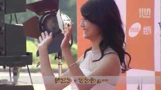 『ソウルドラマアワード2011』レットカーペット-「ジエン・マンシュー...