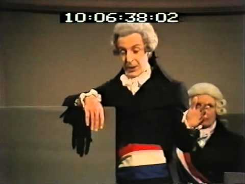 Danton's Death BBC1 Play of the Month 23rd April 1978