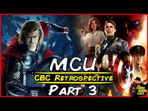 Marvel Cinematic Universe Retrospective Part 3 - Thor & The First Avenger