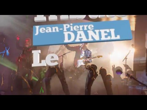Jean-Pierre Danel - Guitar Tribute - 2CD + 1 DVD (Best Of + concert All You Need is Live)