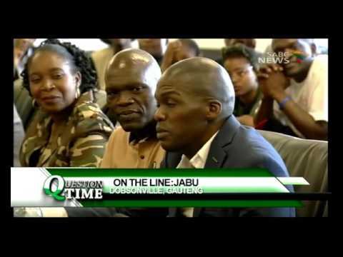 Question Time: Pastor Mboro, 13 April 2016