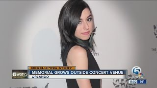 Search for motive after singer shot, killed in Orlando