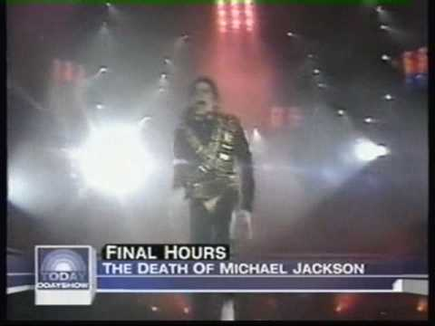 "The ""Today"" Show on the Death of Michael Jackson  - June, 2009 - part 1 of 2"