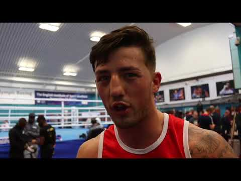 'ANTHONY JOSHUA WILL KNOCK JOSEPH PARKER OUT!' - JORDAN REYNOLDS WANT TO TURN PRO AFTER OLYMPICS