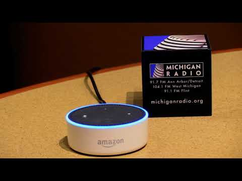 How to Enable Michigan Radio on your Alexa device