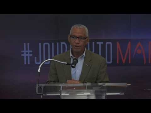 May 20, 2016 Administrator Bolden Press Conference at Marshall