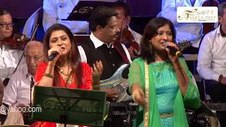 Hasta Hua Noorani Chehra - Sarita Rajesh & Sampada Goswami - JHILMIL SITARON KA AANGAN
