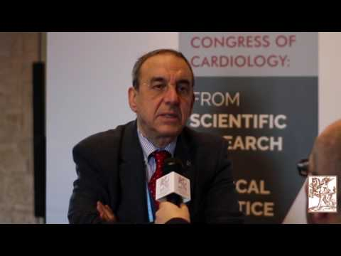"""Francesco FEDELE: """"The added value of strain in echocardiography"""""""
