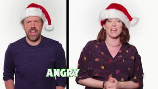 The Angry Birds Movie 2: Holiday message from the cast!
