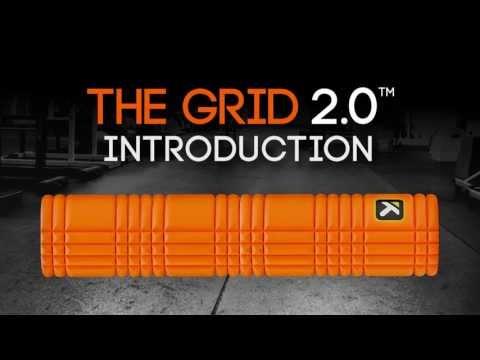 GRID 2.0 Foam Roller - Introduction