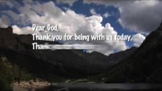 Closing Prayer - Spring Harvest 2008