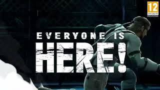 everyone is here EVER ROBLOX ANIMATORS TOO! (super smash bros ultimate)