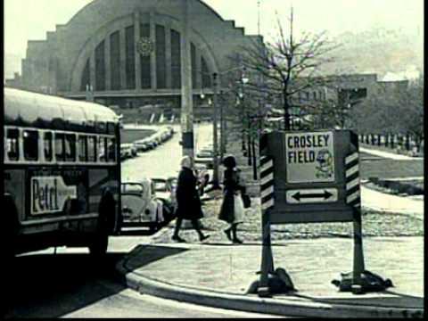 Cincinnati Union Terminal - Those Were the Days.
