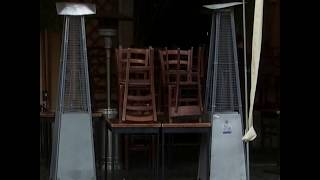 Restaurants and shops in Rome deserted as Italy tries to curb coronavirus contagion   ABC News