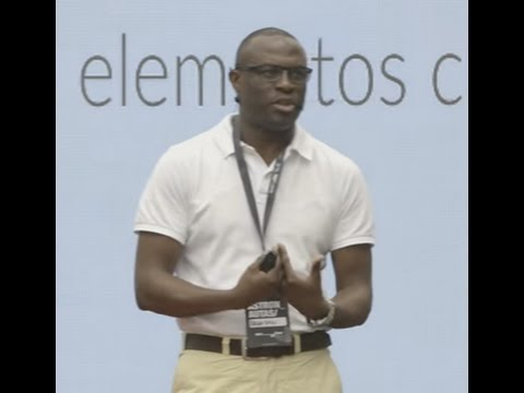 Angola: A composite culture erupting | Helder Bahu | TEDxLuanda
