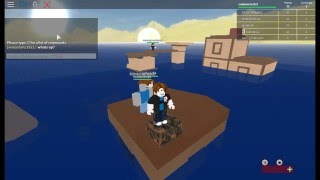 Mitchell Plays ROBLOX #1: Flood Survival Waves