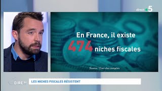 Les niches fiscales résistent #cadire 14.10.2019