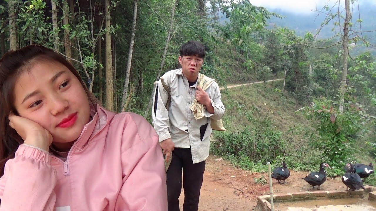 DTVN - THẰNG ĂN XIN MAY MẮN GẶP CÔ CHỦ XINH ĐẸP (phim ngắn hay nhất 2021)