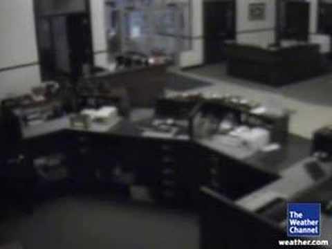 Tornado Breaks Into Local Bank