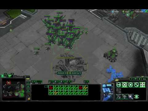 Mass Carriers vs Mass Ravens - Masters TvP - Starcraft 2 LotV