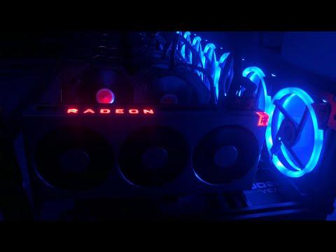 Crypto GPU Mining Rig | Radeon 7 16Gb | Rx580 8Gb |  Magkano Ang Daily Profit? December 2020