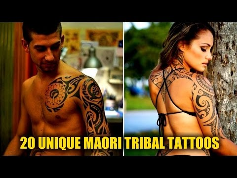 20 Unique Maori Tribal Tattoo Designs for Women