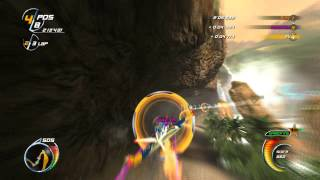 SkyDrift game play speed race720p HD new.avi