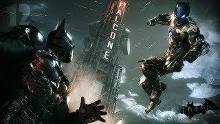 "Let's play Batman: Arkham Knight cz12""Rekonstrukcja wypadku"""