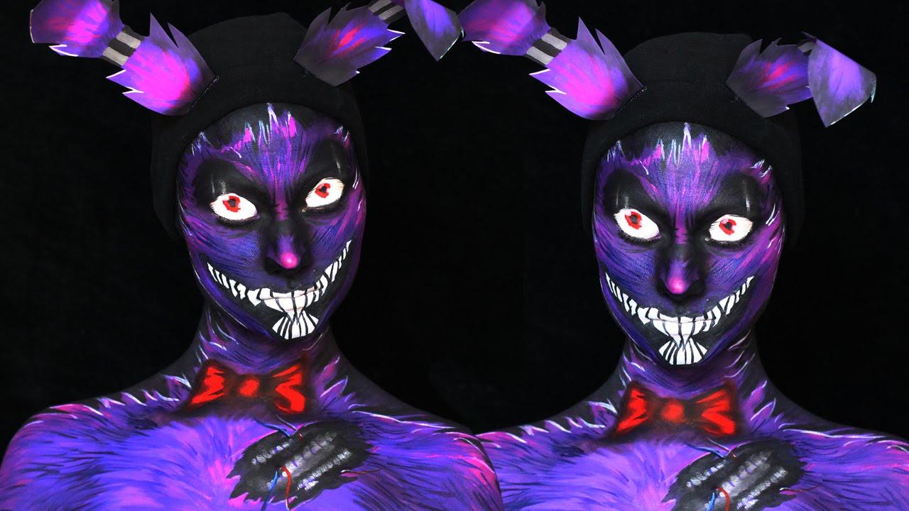 Face Paint Foxy