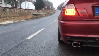 BMW E46 330CI Muffler Delete