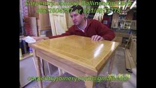 Carpentry Joinery Ballincollig Cork - In The Workshop - 086/2604787