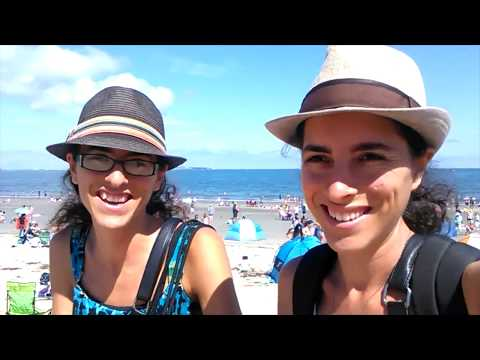 Vlog 5 Bettina on the Beach