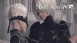 NieR: Automata | Chapter 8: 9S - Copied City (No Commentary)
