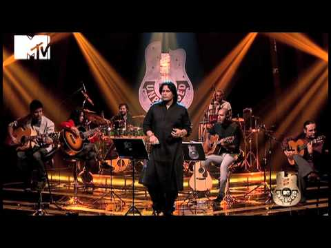 Shafqat Amanat Ali   MTV Unplugged Season 2   Aankhon Ke Sagar   YouTube