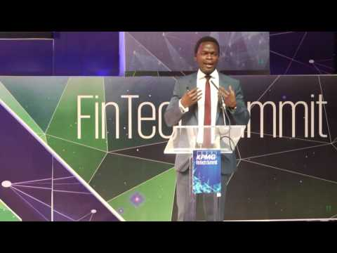 Digital by Value - Boye Ademola, Partner & Head, Financial Services Technology KPMG