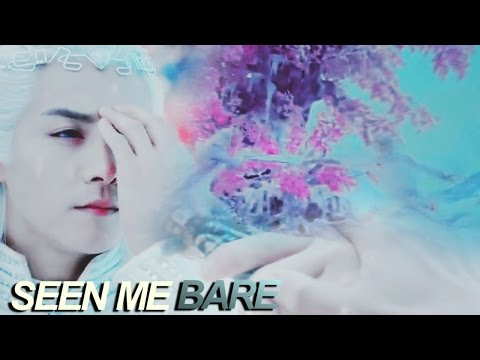 """You've seen me bare"" 