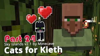 Minecraft Adventure Map - Sky Islands v2.1 - Cats for Kieth [24]