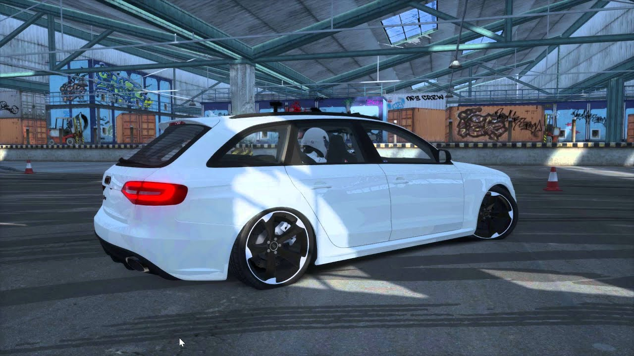 Nevada Auto Sound >> Assetto Corsa Audi Rs4 Avant Tuning