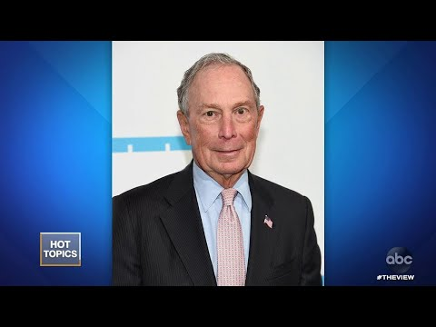 Michael Bloomberg Entering 2020 Race?, Part 1 | The View