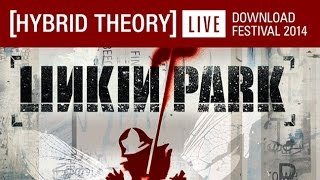 Linkin Park - Pushing Me Away (Live Download Festival 2014)