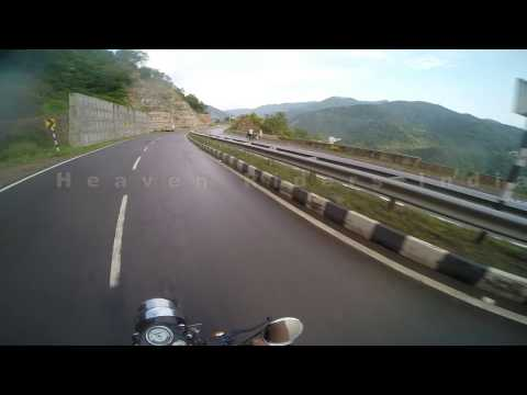 Himalayan Expressway on Chandigarh Shimla Highway