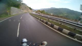 Himalayan Expressway on Chandigarh-Shimla Highway